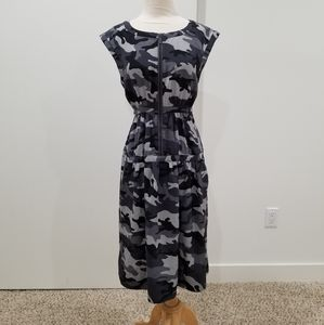 Michael Kors Silk Dress w/ Pockets